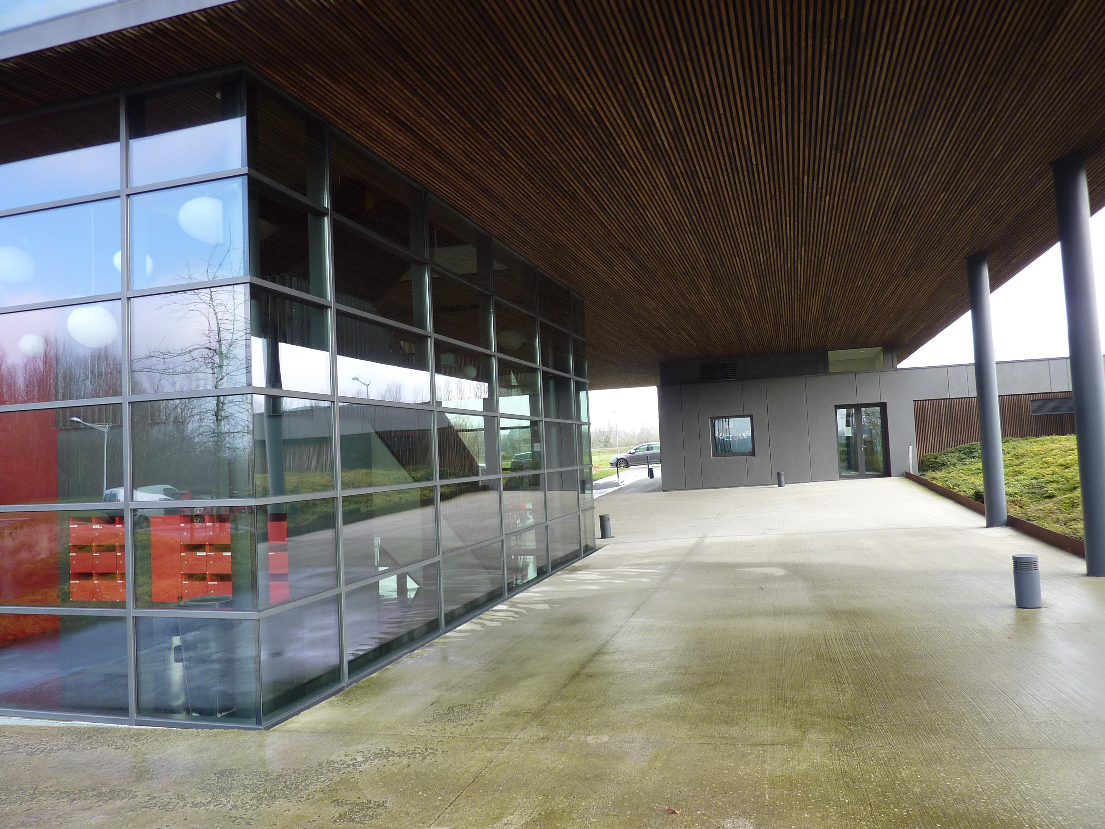 Centre d'innovation La Lanterne à Enghien (1)